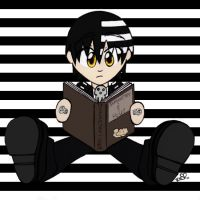 Death the Kid Symmetry and YOU by Rio-McCarthy