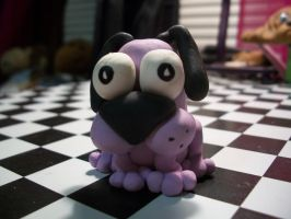 Courage the Cowardly Dog by The-Muzick-Girl