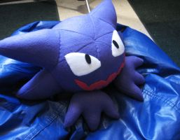 Haunter Plush by Malindachan