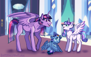 Wings by butteredpawpcorn