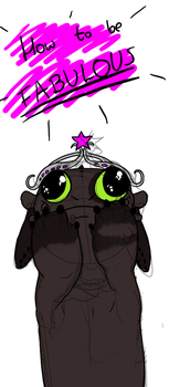 How to: be FABULOUS by GoldenNove