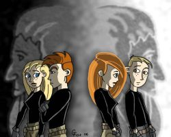 Kim Possible: duality by Slyrr