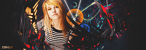 C4D Hayley Williams by xelagfx