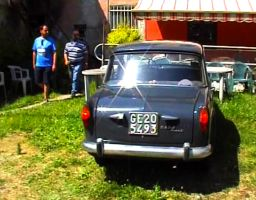 1963 Fiat 1100 D by GladiatorRomanus
