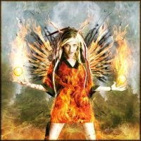 Firestarter by brandrificus