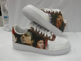 Legends of Music Custom shoes by Rio3104