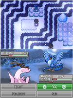 Lukagon Vs Articuno by AtomicReactor