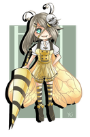 CE - Bzzzz adopt [CLOSED] by Yuudopts