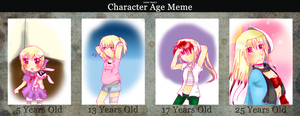 Age Meme: Maple by shuchan01