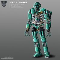 Old Clunker by Legend-of-Blackout