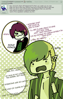 Ask The Viscount: Body Swap by Ask-TheViscount