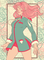 Utena by A-Griffin-And-Duck