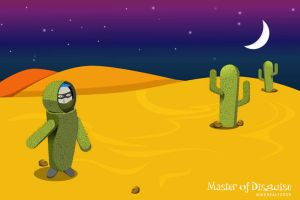 Master of Disguise - Desert by cranial-bore