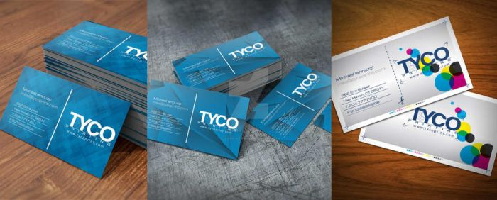 Business Card TYCO by strong-newbie