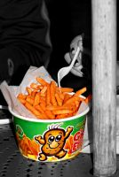 Cheddar Fries by OnePiece4Life