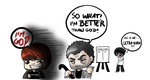 Death note vs. Dr. House II by Prof-Dr-Dr-Weird