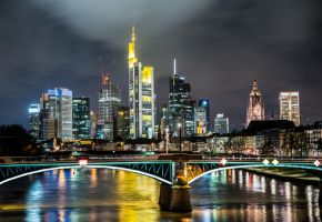 Skyline IV by wolfgangbuhr