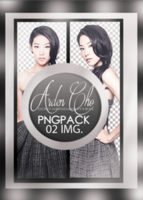 Arden Cho / Png Pack by dontjudgemebitchess