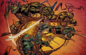 TMNT BABY!!! by CHRISROYAL