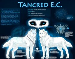 Tancred E.C.::REF SHEET::. by Tanchie97