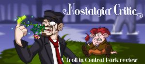 NC - Troll in Central Park by MaroBot