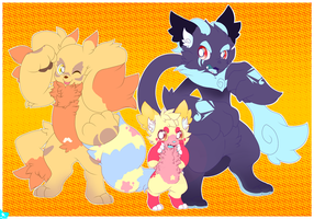 : 3 Challengers Appeared! : by ToxiicClaws