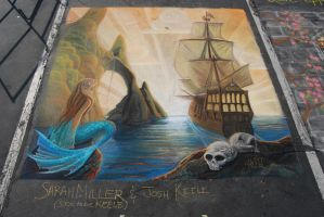 Pirate Chalk Cove angle 3 by smmiller09