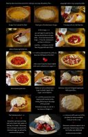 Easy Visual Strawberry Pie... by LadyAliceofOz