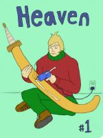 Heaven Chapter 1 Cover by EvilCake