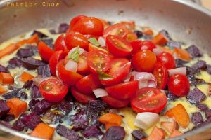 Sweet potato frittata 1 by patchow