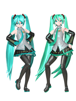 PDAFT (only) Leg error Fixed by Mikudaven