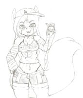 the kitten of hip hop by maxelgon
