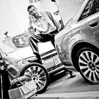Audi A8 4.2Late by Omega300m