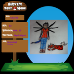 Charlie Fowler HPM Profile by CuriousRune