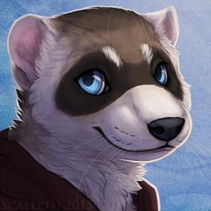 Black-Footed Ferret by Scaleeth