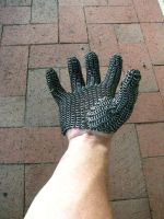 Maille Glove by Valcreige