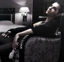 Bill Kaulitz for HRS by larkys