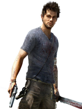 FC3 Jason Brody Render by ashish913 by Ashish-Kumar
