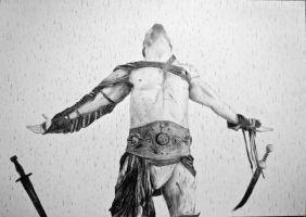 Spartacus : a God of the Arena by FRENCHSkorm