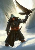 Mongol assasin by Lapponia