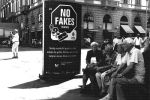 No Fakes, Thanks by PaintTheCar