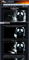 Tutorial Gas Mask Style by Wexxer