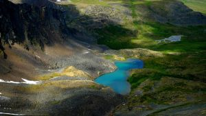 alpine lake 1 by BCMountainClimber