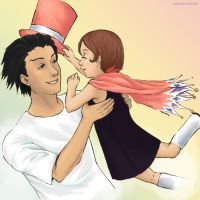 I love Daddy by neuroticfairy