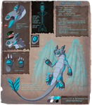 Nightstrip - reference sheet by Green-Nightingale
