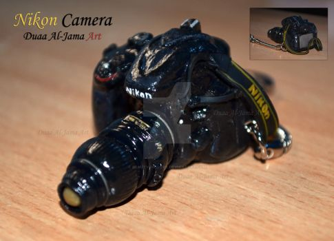 Nikon Camera by Beauty-of-love