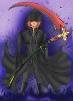 Rose of Death by Marluxia94