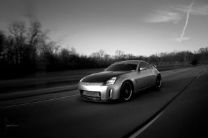 Vinny's Z Rooling by wannaberacer
