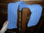 My First Handmade Scarf by kayanah