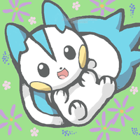 Pachirisu? by drill-tail